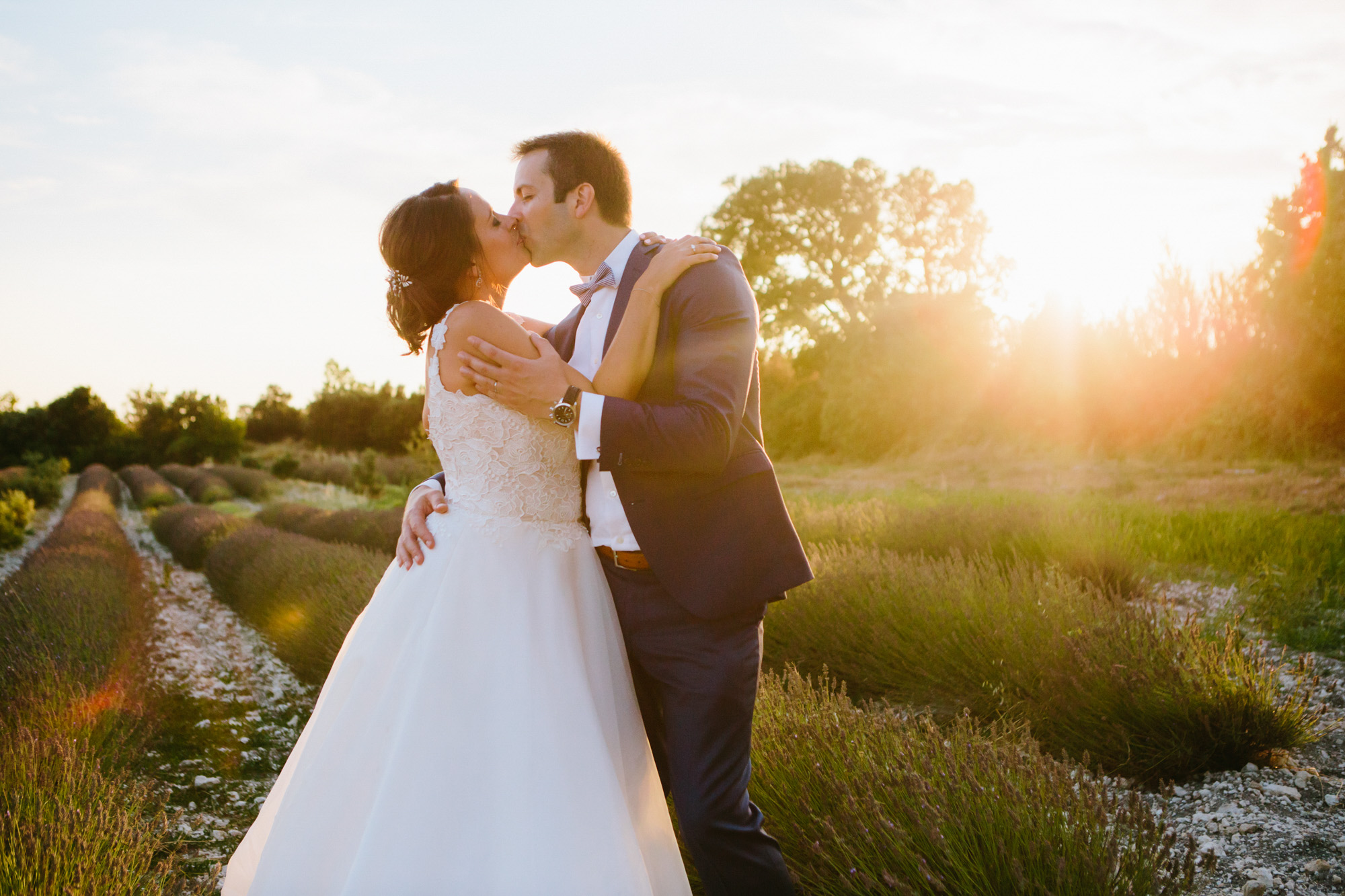 Mariage au Domaine de Sarson - Aline Nogueira Photography - Photographe Grignan